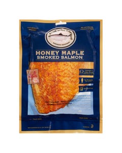 Honey Maple Smoked Salmon