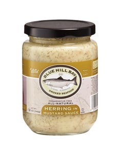 12 oz. Herring in Mustard