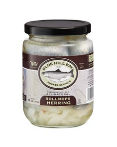 12 oz. Roll Mop Herring with Pickle