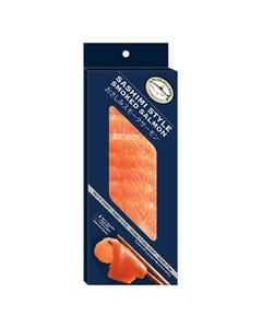 5.2 oz. Sashimi Style Smoked Salmon
