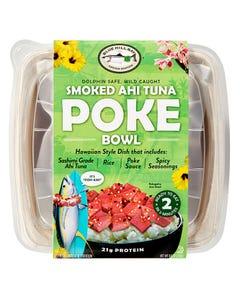 Smoked Tuna Poke