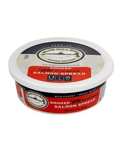8 oz. Smoked Wild Alaskan Salmon Spread