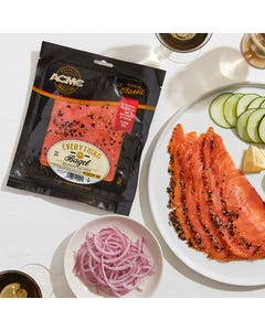 Acme Everything Bagel Smoked Salmon,  4 oz.