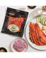 Acme Everything Bagel Smoked Salmon, (2) x 4 oz.