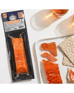 Blue Hill Bay Honey Maple Smoked Salmon,  4oz.
