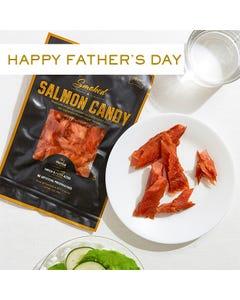Acme Smoked Salmon Candy, 3oz.