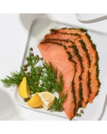 Acme Gravlax Smoked Salmon 8oz, Online Smokehouse Exclusive