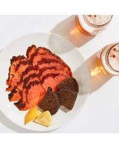 Acme pastrami smoked salmon