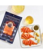 Spence Traditional Smoked Salmon,  4oz.