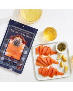 Spence Traditional Smoked Salmon,  4oz.