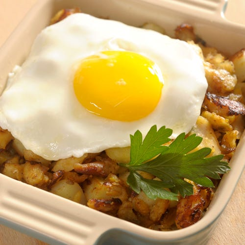 SMOKED WHITING HASH