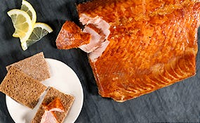 Speciality Smoked Fish